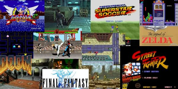 I migliori videogiochi di sempre