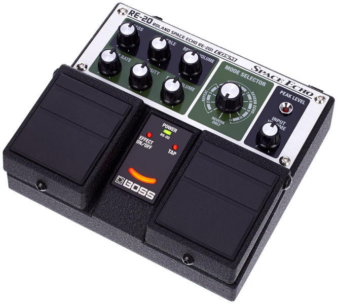 recensioni Boss RE-20 Space Echo
