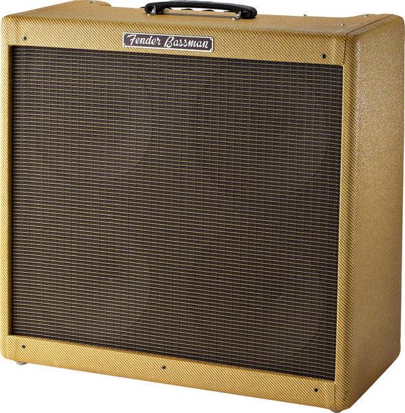 Recensione amplificatore Fender 59 Bassman