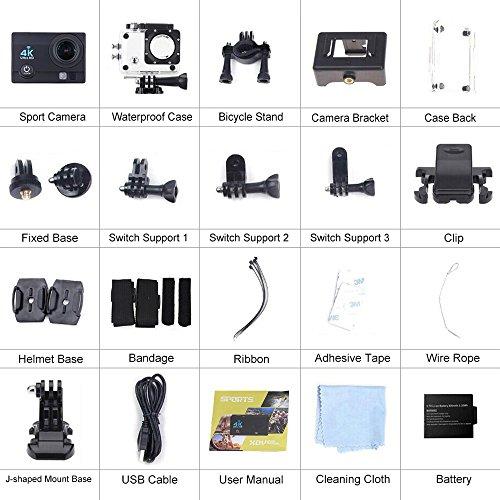 accessori Andoer 4k