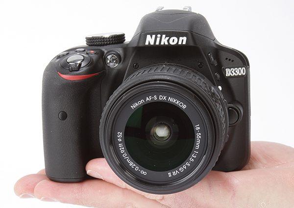 Nikon D3300 recensioni